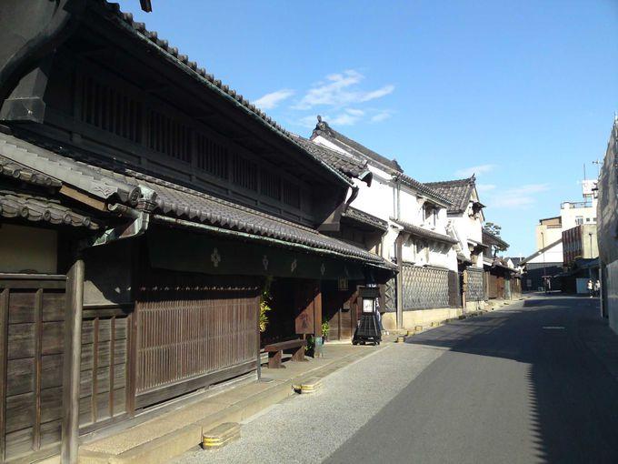 戦いの舞台「桶狭間」と東海道の宿場町「有松」