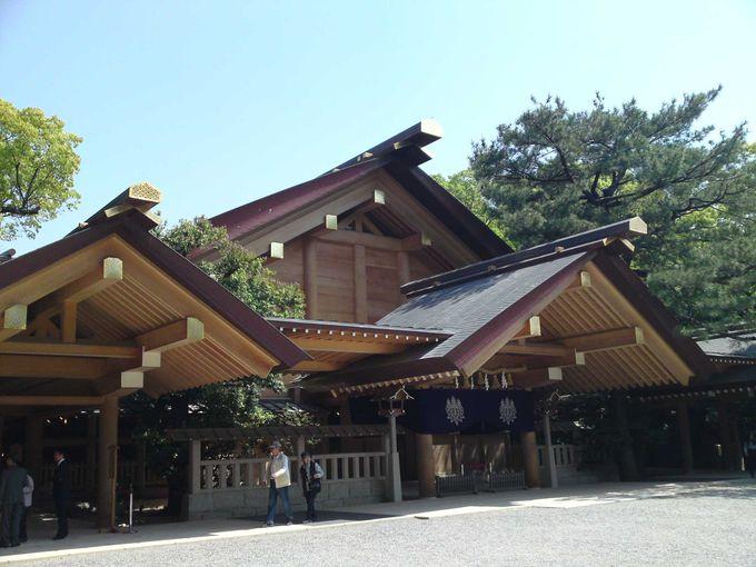織田信長も必勝祈願「熱田神宮」で三種の神器のパワーを!