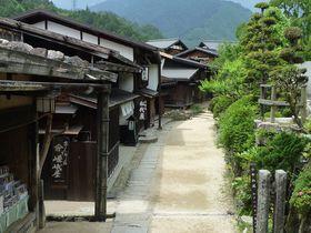 江戸時代の町並みが残る「妻籠宿」は早朝や夕方の風景が最高!|長野県|トラベルjp<たびねす>