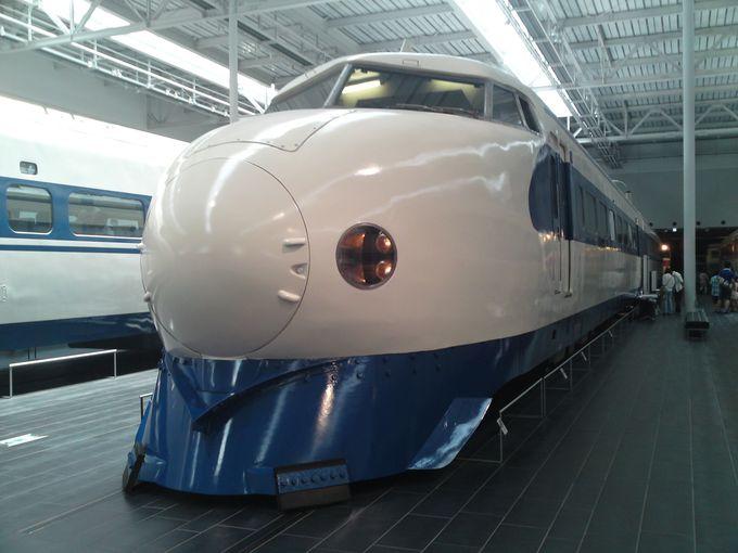 大人も子供も楽しめる体験型鉄道博物館「リニア・鉄道館」