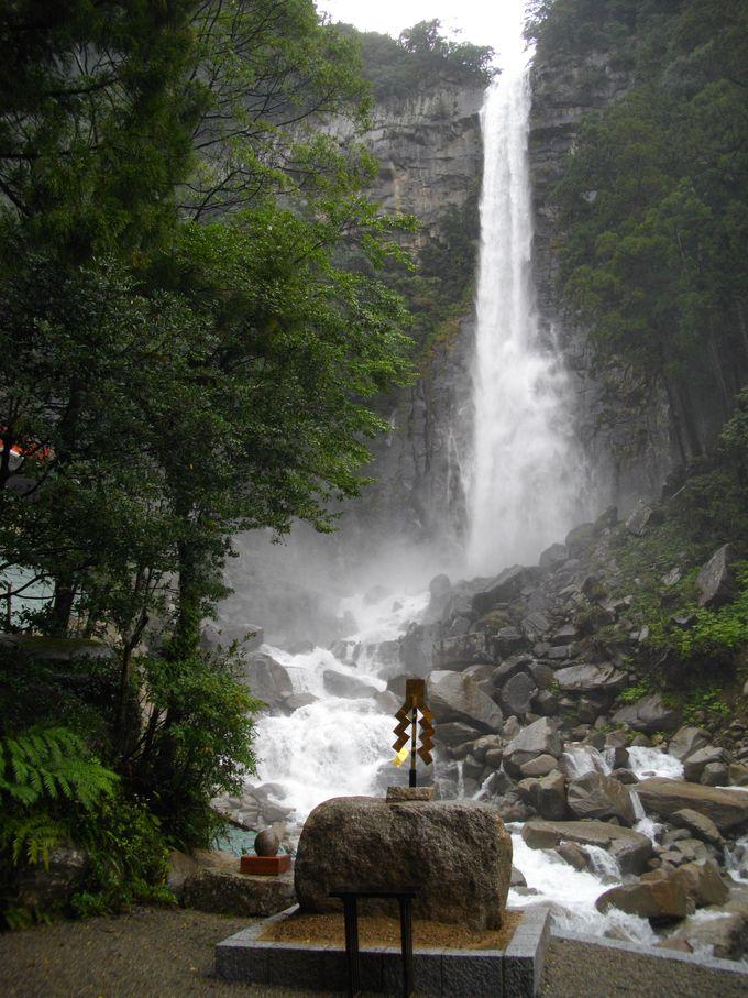 「那智滝」は神でもあり仏でもある「飛瀧権現」!?