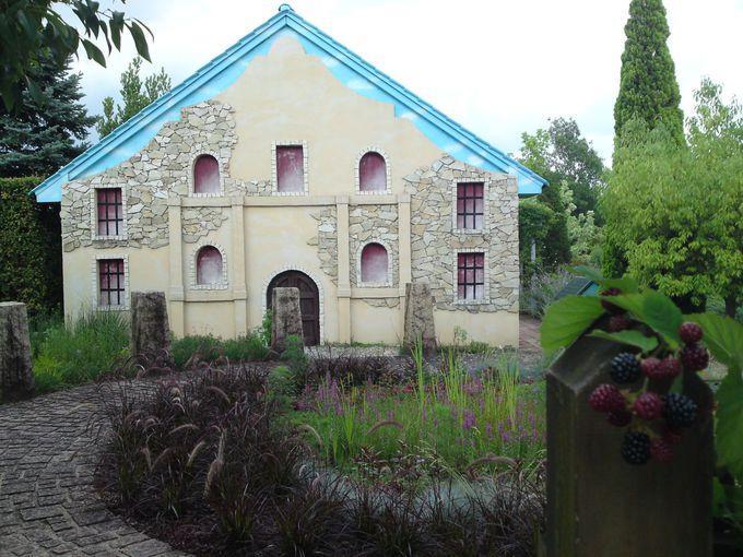 有名デザイナーが手掛ける庭園「名古屋港ブルーボネット」