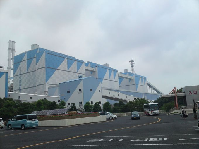 日本最大かつ世界最大級の出力を持つ 石炭火力発電所!