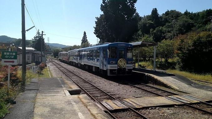 大正村への訪問はローカル鉄道「明知鉄道」がおすすめ