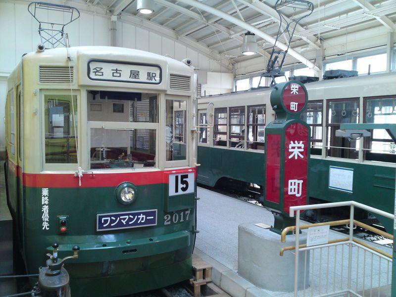 なつかしい車両に出会える博物館・愛知「レトロでんしゃ館」
