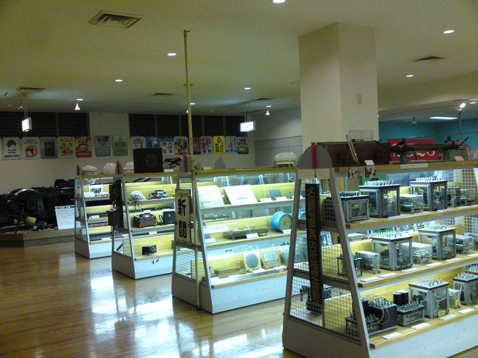 名鉄の歴史に触れられる入場無料の「名鉄資料館」