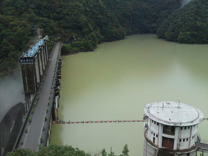 暴れ川として有名な「天竜川」の治水にも大きく貢献