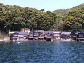 京都「天橋立」と「伊根の舟屋群」を最短で結ぶ快適クルージング!|京都府|トラベルjp<たびねす>