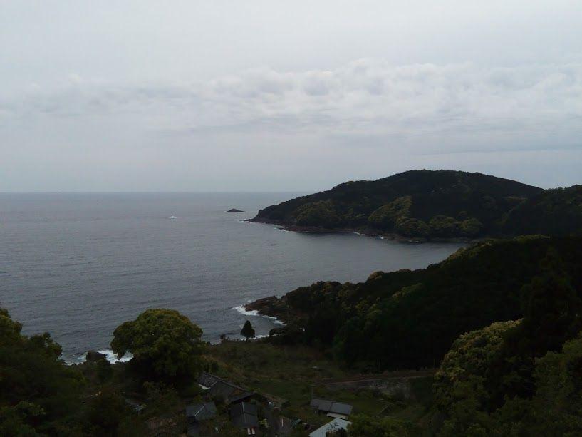 熊野灘を一望できる熊野市内の絶景スポット
