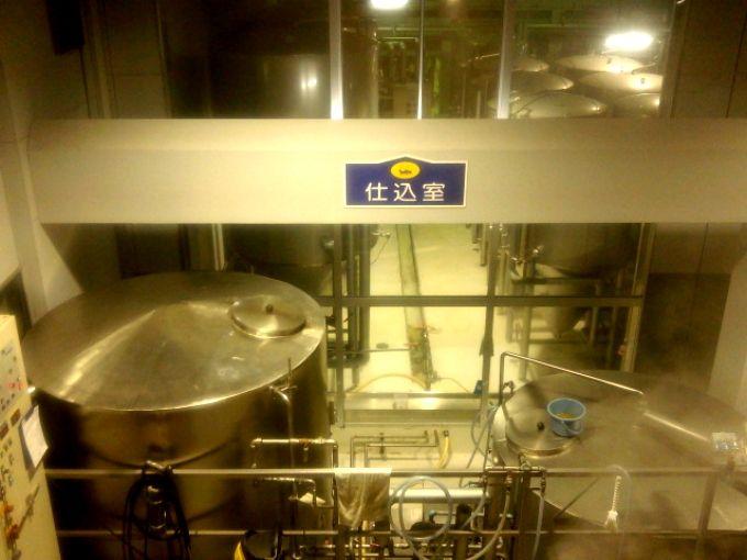 あの「銀河高原ビール」の醸造所が隣接!