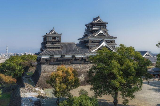 今だからこそ行きたい!熊本の復興を願って日本三名城「熊本城」へ