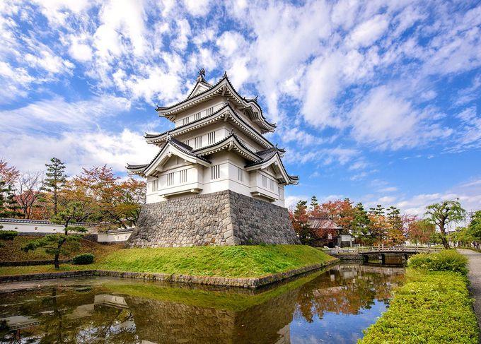 関東七名城のひとつと謳われた「忍城」とは
