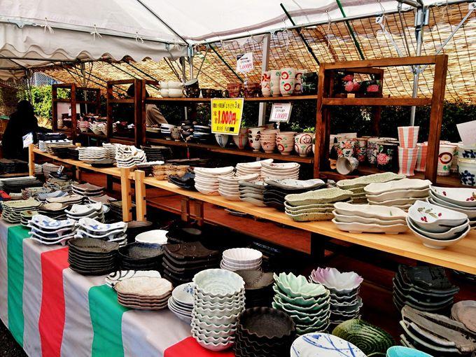 日本三大陶器まつり「土岐美濃焼まつり」
