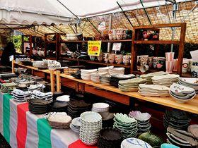 岐阜でお気に入りの器に出会う!土岐美濃焼まつりと窯里めぐり|岐阜県|トラベルjp<たびねす>