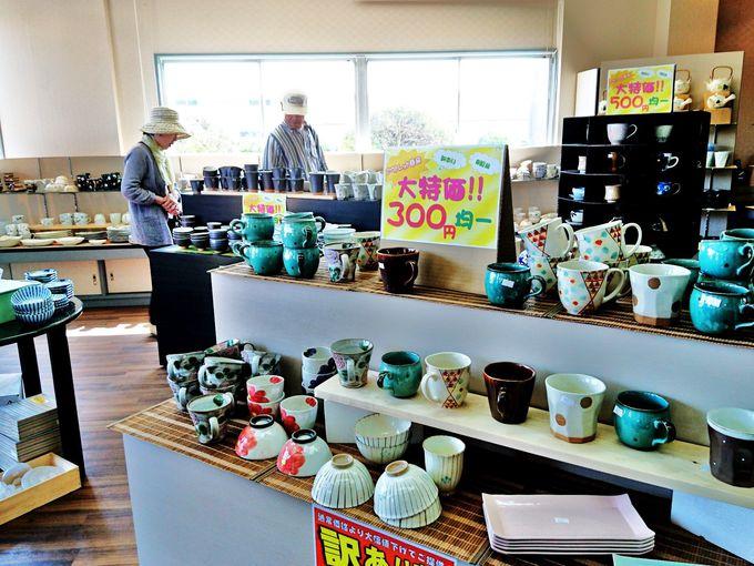 美濃焼陶磁器の老舗商社はオリジナル陶器が溢れて安い