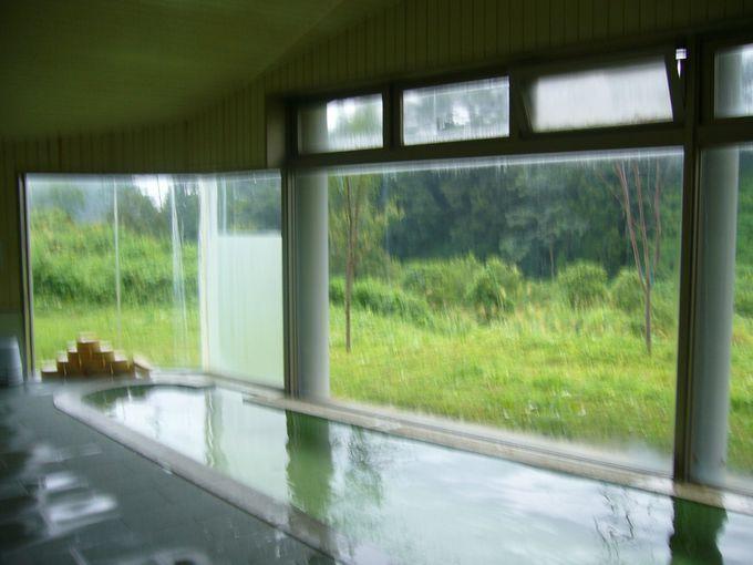信越国境の深山に道真公ゆかりの神社といで湯あり