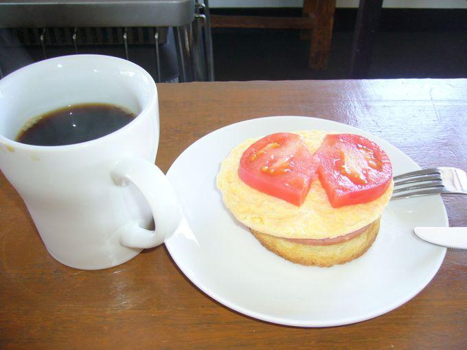 横手山のニューカマー日本初クランペット専門店「クランペット・カフェ」
