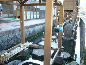 清らかな名水が自慢!北陸の小京都「越前大野」の城下町散歩|福井県|トラベルjp<たびねす>