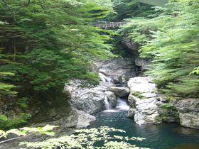 奈良県天川村「みたらい渓谷」と隠れ湯の里「洞川温泉」を満喫ハイキング|奈良県|トラベルjp<たびねす>