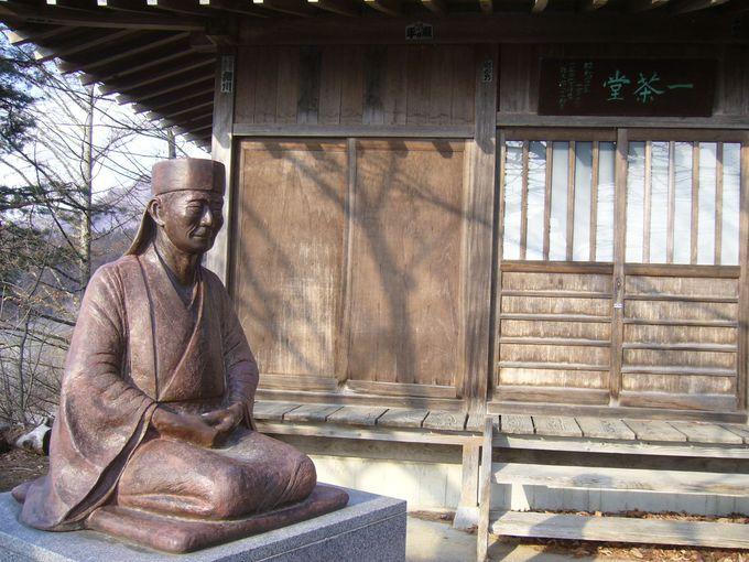 「雪ちるや わきて捨てある 湯のけぶり」湯の町・湯田中の情緒を愛した一茶