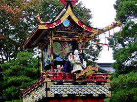 岐阜・秋の高山祭(八幡祭)は歴史と伝統あふれる美祭の舞台|岐阜県|トラベルjp<たびねす>