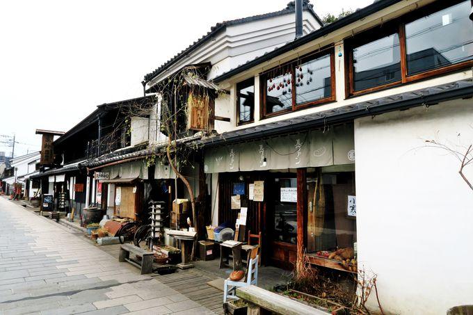 北国街道の宿場町「信州上田 柳町」で楽しむカフェ&ショップ