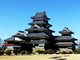 ミシュラン観光版で三ツ星を獲得!信州「松本城」の魅力を探る|長野県|トラベルjp<たびねす>
