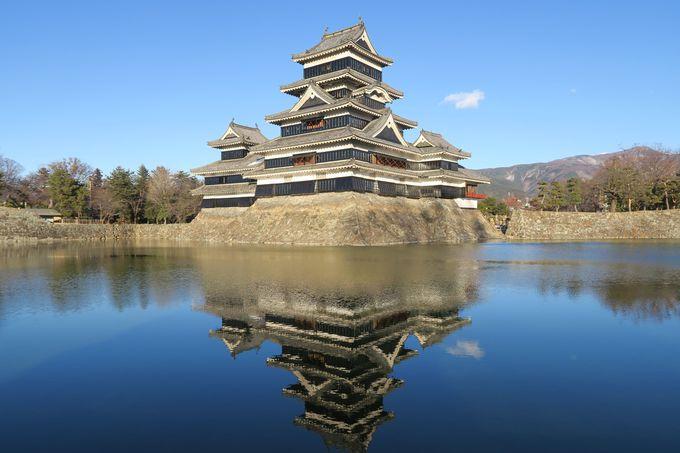 美の極致、戦国と泰平の二つの顔を持つ城