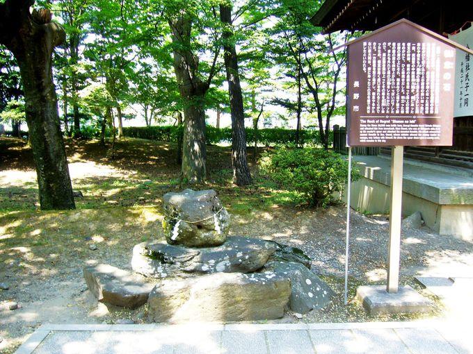 信玄・謙信一騎打ちの川中島合戦跡「八幡原史跡公園」