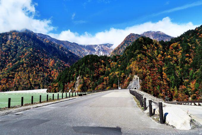 誰も知らない黒部ダムに次ぐ高さ日本2位の「高瀬ダム」
