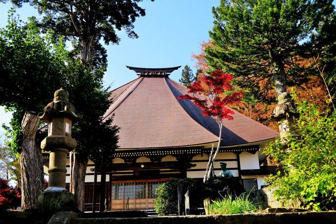 静寂の寺をめぐり、七福神に出会う小京都「信州飯山」