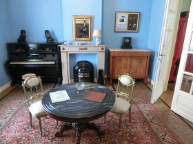 あの画家のお宅拝見!ブリュッセル「ルネ・マグリット・ミュージアム」