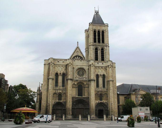 ゴシック建築の傑作サン・ドニ大聖堂