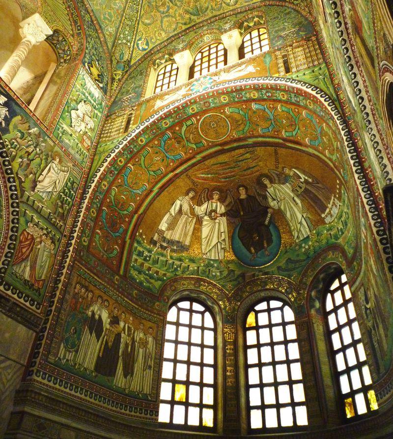 北イタリア・ラヴェンナで黄金のモザイクを鑑賞&モザイチスタ体験!