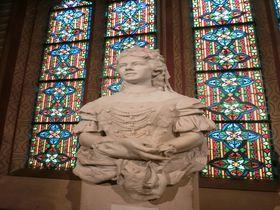 皇妃エリザベートに会える!ブダペスト・マーチャーシュ教会