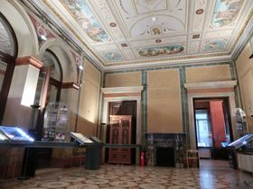 まるで宮殿!アテネに残るシュリーマン邸「貨幣博物館(イリウ・メラトロン)」