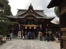 福岡観光で行きたい!博多・天神から気軽に行ける神社4選