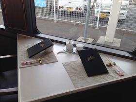 レストラン鉄道「TOHOKU EMOTION」で東北の心意気を感じよう。