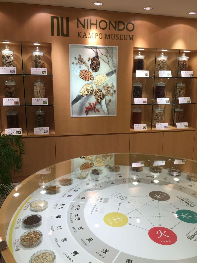 品川「ニホンドウ漢方ミュージアム」で奥深い漢方の世界へGO!