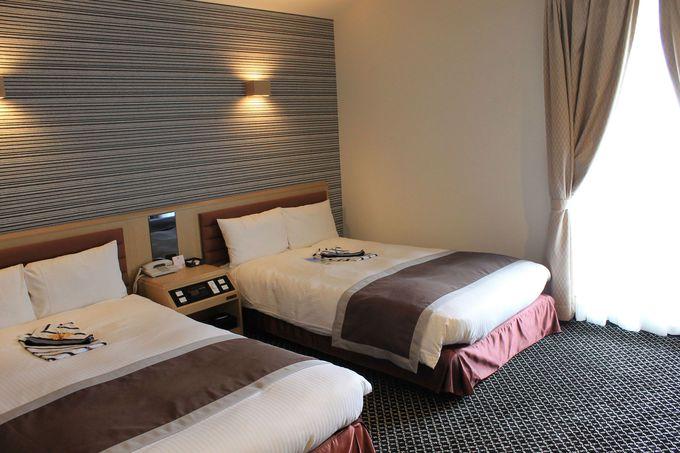 アパホテル<TKP札幌駅北口>EXCELLENTのお部屋と心遣い