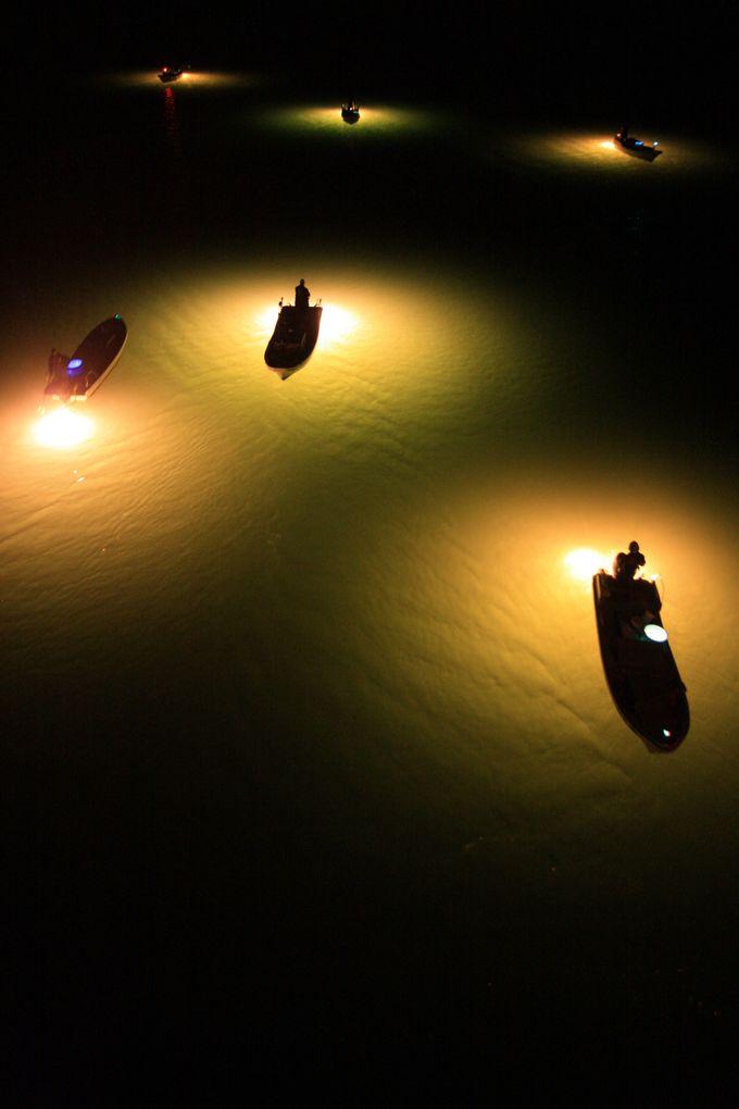 シラスウナギ漁が見られる時間帯や訪問時の注意点