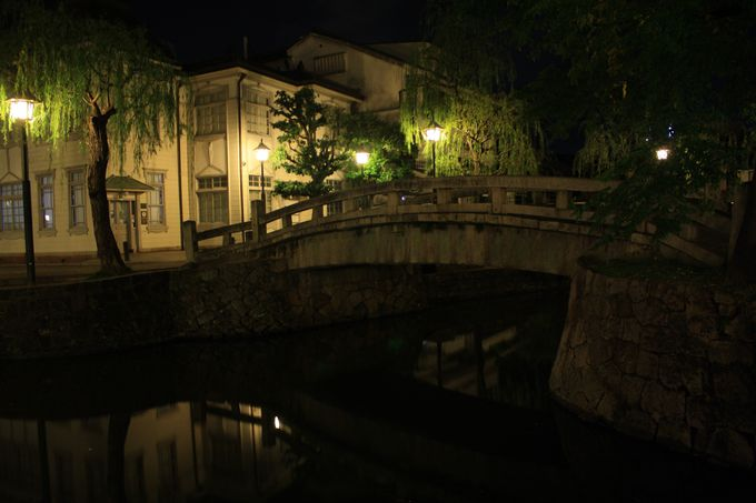映画『るろうに剣心』のワンシーンはこの橋の上での撮影