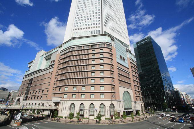 半沢直樹の勤務先、東京中央銀行大阪西支店はここ