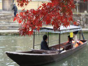 『あさが来た』のロケ地!歴史ある町、滋賀県の近江八幡|滋賀県|トラベルjp<たびねす>