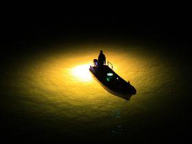 こんな幻想的な漁見たことない!シラスウナギ漁を徳島の吉野川へ見に行こう