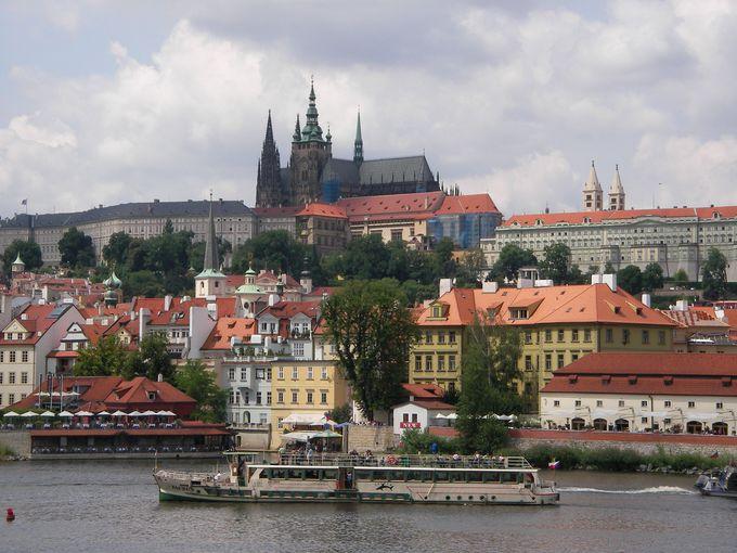 プラハのシンボル、プラハ城