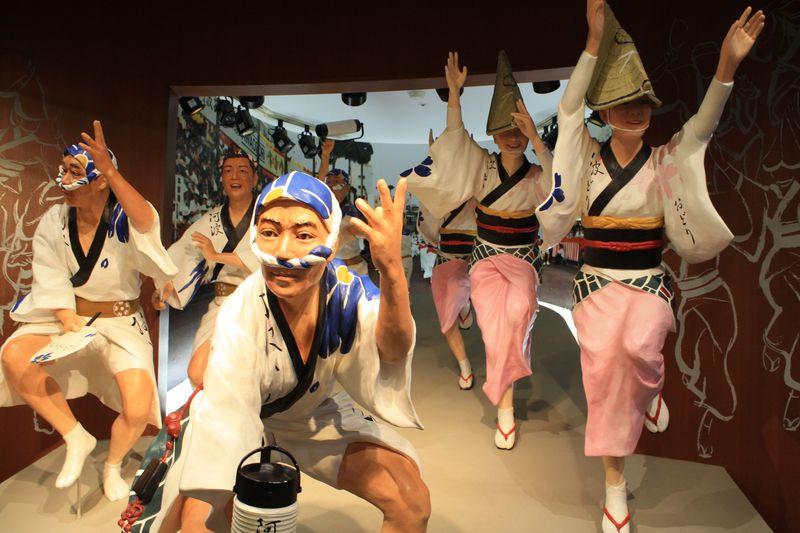 阿波おどりを一年中楽しめる!徳島「阿波おどり会館」へ行こう