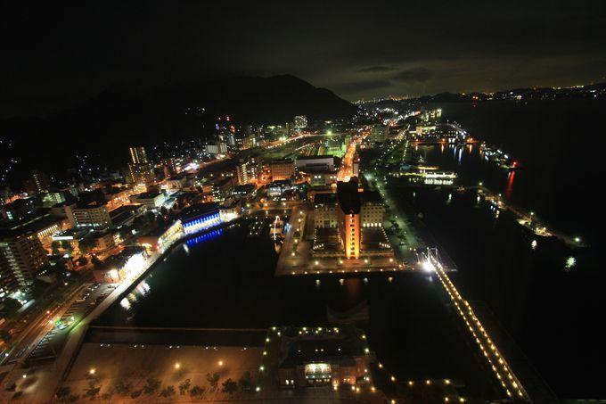 門司港の町を上から堪能