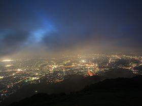 華やかな北九州の夜景を一望!新日本三大夜景「皿倉山」