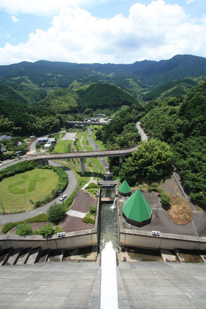 7.鳴淵ダム/福岡